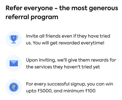 urban company referral code link offer