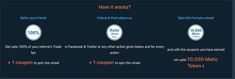 How to use Giottus Referral code