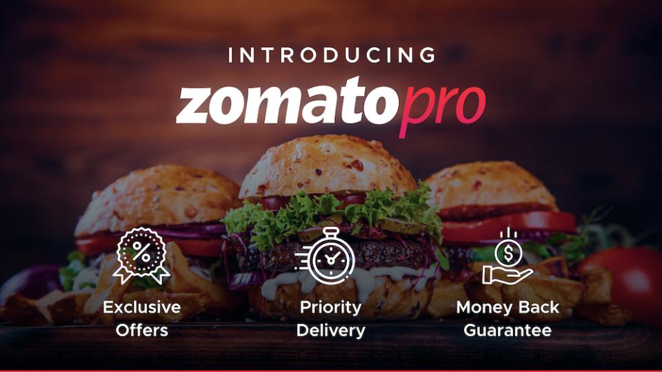 zomato pro promo code offer