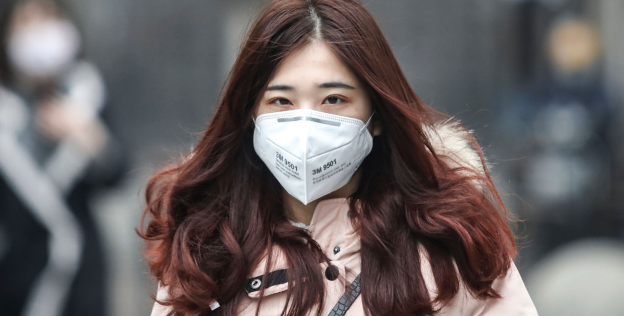 2019–20 China pneumonia outbreak - Mask