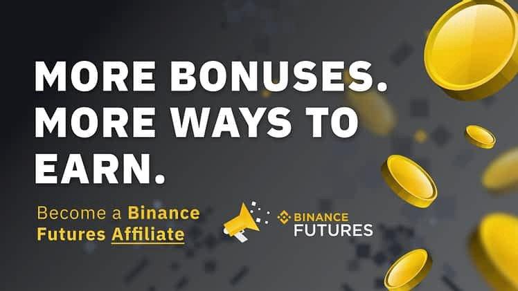 Binance futures affiliate program